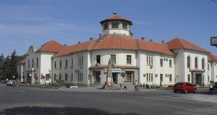 Zgrada starog okružnog načelstva