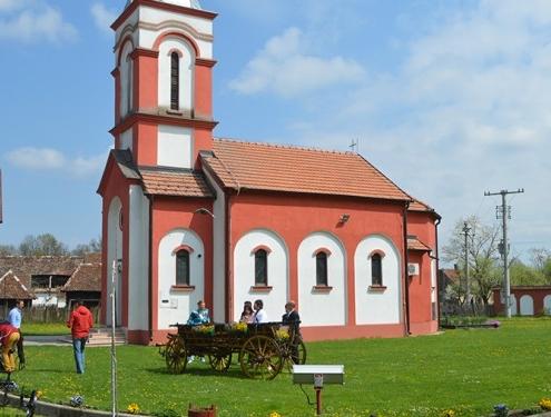Manastir Ilinje Očage