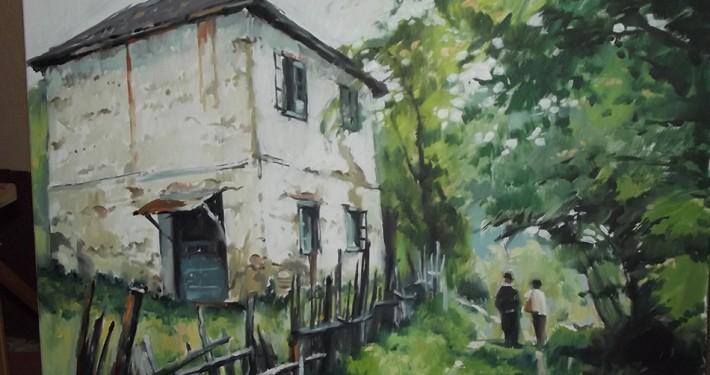 Slikarska kolonija Bogatić
